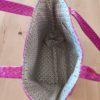 sac Fuchsia intérieur