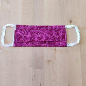 masque violet